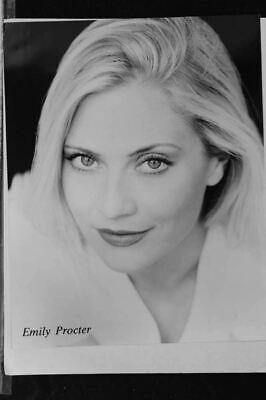 csi: Miami Signed Authentic 8x10 Photo Coa Wide Varieties Emily Procter