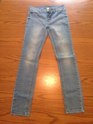 Justice Skinney Jeans Size 14