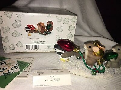 """Charming Tails """"PARADE OF LIGHTS"""" DEAN GRIFF NIB"""