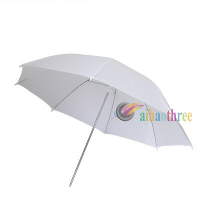33'' 83cm Photography Photo Studio Video Flash Light Translucent Soft Umbrella