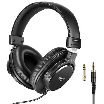 Neewer Studio NW-2000 Monitor Headphone Dynamic Rotatable Headsets with Cable