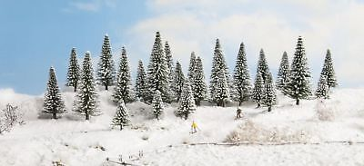 NOCH - 26929 Snow Fir Trees, pieces, - cm high H0,TT
