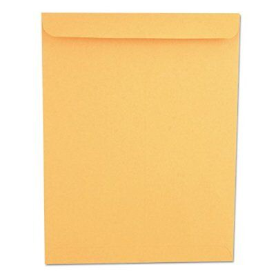 Universal 44165 Catalog Envelope, Center Seam, 10 x 13, Brown Kraft (Box of 250)