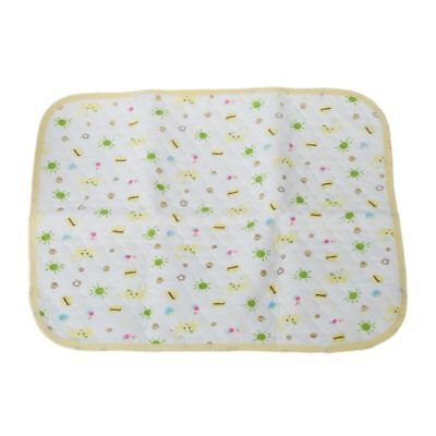 Multicolor Baby Infants Durable Washable Waterproof Urine Mat Cover Changin P9J2