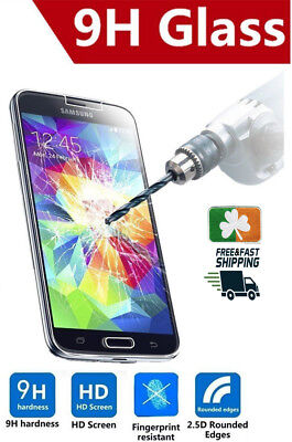 Premium Quality Tempered Glass Screen Protector Film For Samsung Galaxy S6