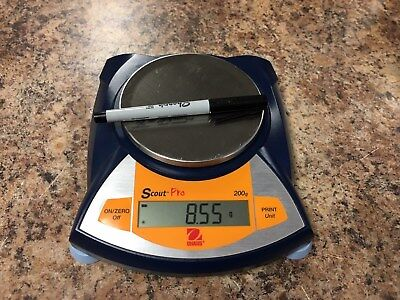 Ohaus Scout Pro 200g scale