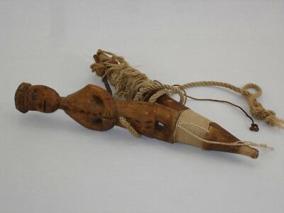 RARE Sea Captain Northwest Coast halibut hook, Native American Indian c1890s