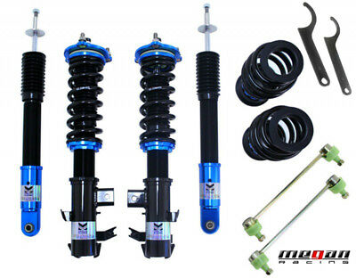 Megan Racing MR-CDK-AMD14-EZII EZII Coilovers Coils Kit for 2014-2018 Acura MDX
