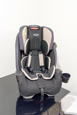 GRACO MILESTONE All-In-One Car Seat Group 0+/1/2/3 - £45.00 ...