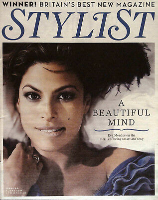 STYLIST Magazine #80 1 June 2011 EVA MENDES @excellent@