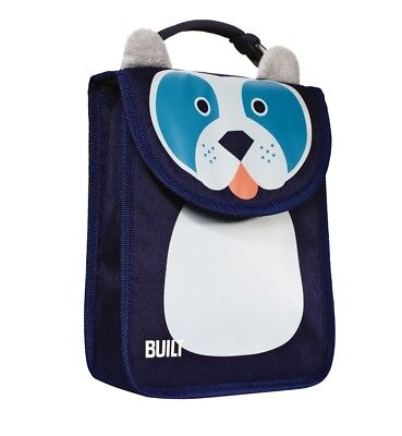 NEW Built NY Big Apple Buddies Lunch Sack Dog