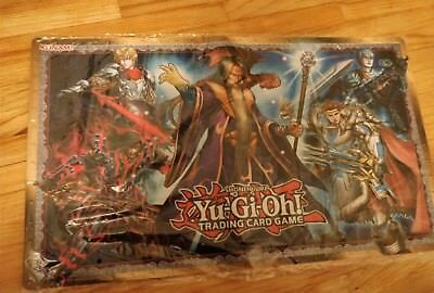 YUGIOH! Playmat: Knight of the Round Table - NEW