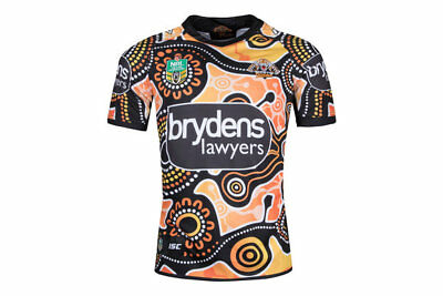 Wests Tigers NRL 2018 ISC NRL Indigenous Jersey Adults Sizes S-5XL!