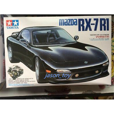 Tamiya 24116 1/24 Scale Model Sports Car Kit Efini Mazda RX7 FD-3S Type-R1  NEW