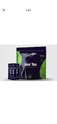 New Packaging Iaso Tea INSTANT 14 single serve packets TLC Diet Weight Loss