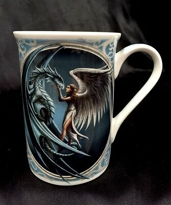Anne Stokes Silverback , Wings Of Hope Collection  Fine Bone China Mug Cup