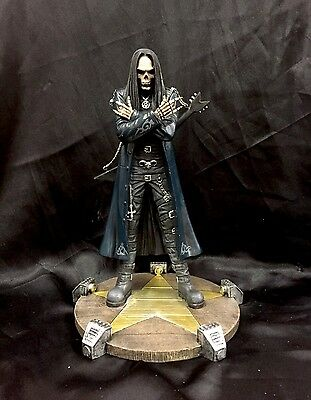 "*NEW* Anne Stokes"" Rock God"" Figurine Gothic Skeleton Zombie Statue 28cm Tall"