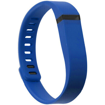For Fitbit Flex Band Wrist Bands Wristband Replacement Navy Blue Small w/ Clasps
