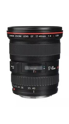 Canon EF 17-40mm f/4.0L USM Lens Ship from US*#