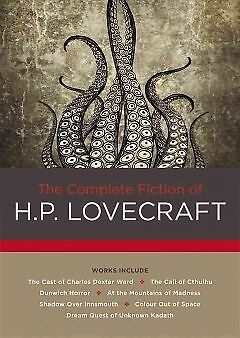 Complete Fiction of H. P. Lovecraft-NEW-9780785834205 by Lovecraft, H. P.