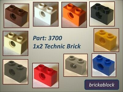 93888 2x8 Brick NEW Lego Part 3007 *ALL COLS SAME PRICE* 2,4,6,8,10,12 or 15
