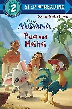 Pua and Heihei - NEW - 9780736436847 by Tillworth, Mary/ Disney Storybook Art Te