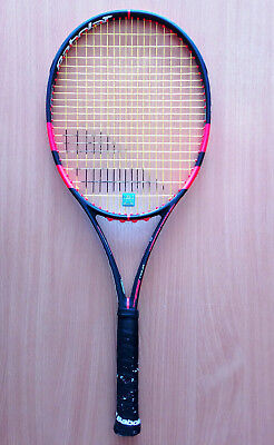 BABOLAT PURE STRIKE 98, grip size 3 (4  3/8) +  Case for the racket