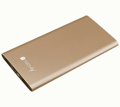 I-CHARGE-5000LITY Carica Batterie Power Bank Slim per Smartphone Tablet 5000mAh