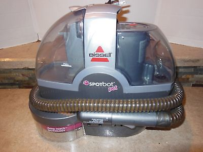 Bissell Spotbot Pet Deep Cleaner Handsfree For Carpet 33n8a