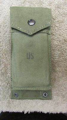 Us Vietnam Era Magazine Mag Ammo Pouch Us Military M1961 Usmc 7.62Mm 30 Cal