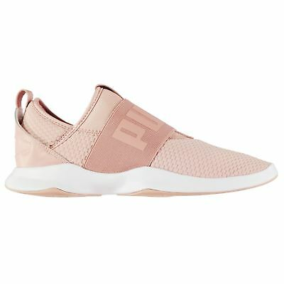 Puma Dare En Pointe Fitness Training Shoes Womens Peach Gym Trainers  Sneakers 6f8a36bc6