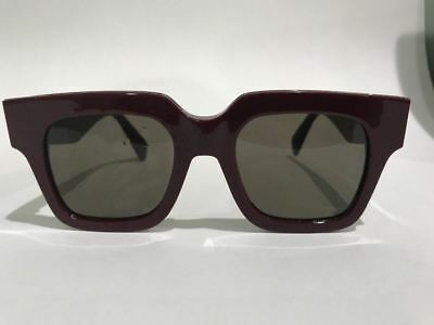 2c97011c37d Celine CL 41097 S D6570 Burgundy Sunglasses Made in Italy Authentic