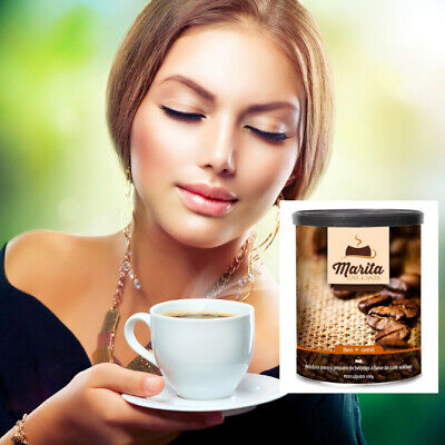 Café Marita Best Slim Coffee Fat Burn and Control / ORIGINAL / Seller in USA .