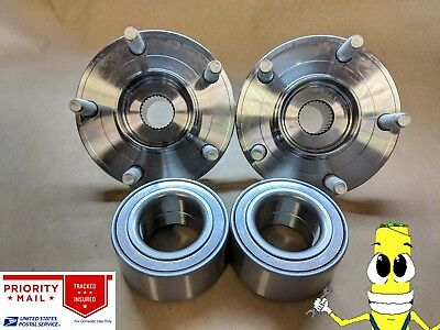 2001-2011 Mazda Tribute Front Wheel hub Bearing Replacement Assembly
