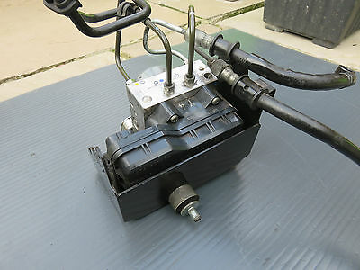Yamaha XJ6 ABS CONTROL UNIT WITH ALL PIPES WORKING FINE
