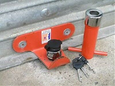 Secure A Door for up and over metal garage door lock sold secure domestic silver
