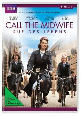 Call the Midwife. Staffel.1, 2 DVDs