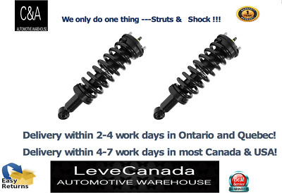 04-11 GMC - Canyon(2)   front Complete Struts & Coil Spring Assembly RWD