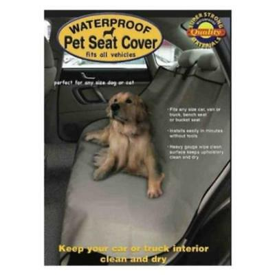 New Pet Dog Seat Cover for Car waterfproof  /removed from box for shipping cost