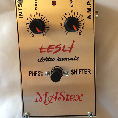 Mastex Effect Device Phaser For Musical Instruments New