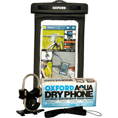 Oxford Dryphone Universal Phone Case Touch Screen Compatible Motorcycle Bike
