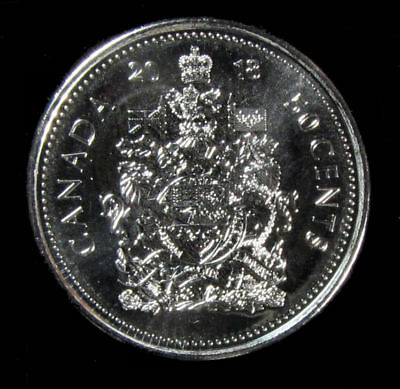 2018 CANADA 50 CENTS  Half Dollar COIN Uncirculated from roll