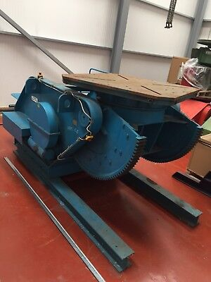 10 TON WELDING POSITIONER.  Price includes VAT