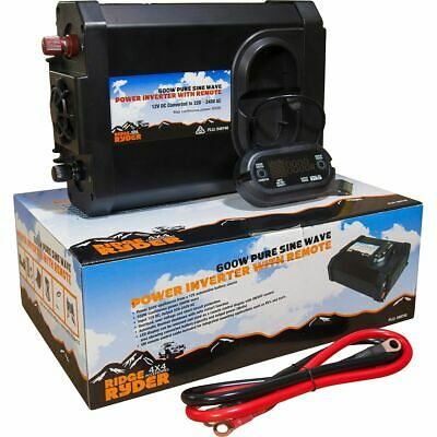 Ridge Ryder PSW Inverter - 600W