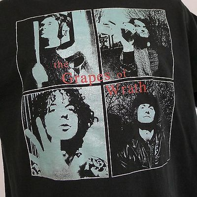 Grapes of Wrath Promo T-shirt These Days Vtg Canada Large Fruit O T Loom Rare