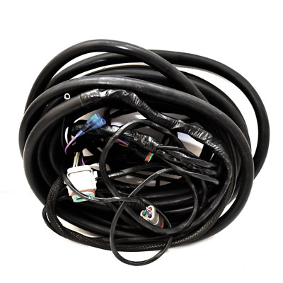 Evinrude Johnson Boat Wiring Cable Assembly 176342   Black 28 FT