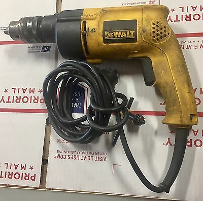 Dewalt VSR DW511 1/2 in. Variable Speed Reversible Hammer Drill