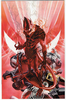 Amazing Spider-Man #799 Alex Ross 1:100 Virgin Variant Red Goblin Story Carnage