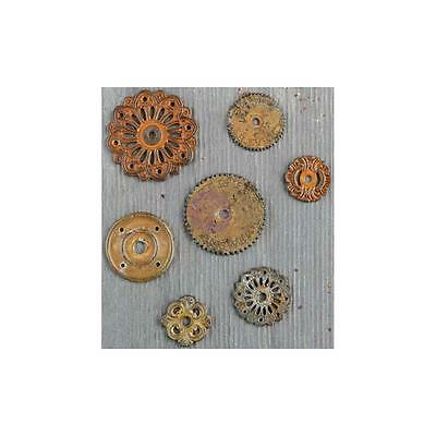Clock Gears Clock Parts Rusty Metal Gears Steampunk Gears Assorted Gears Washers