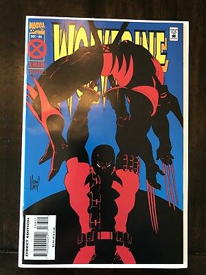 WOLVERINE #88 NM High Grade Deadpool Battle KEY Issue!